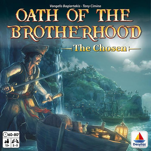 Oath of the Brotherhood: The Chosen
