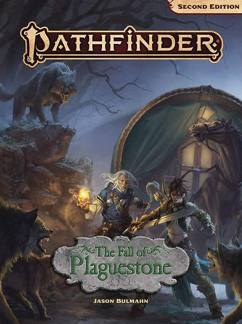 Pathfinder 2nd Edition The Fall of Plaguestone