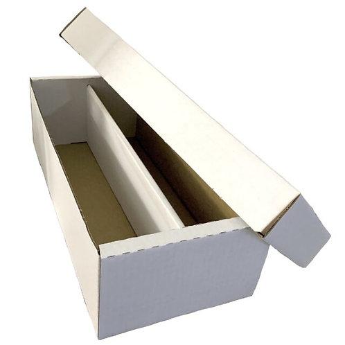 BCW Cardboard Storage Box 1600ct