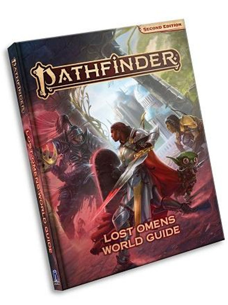Pathfinder 2nd Edition Lost Omens World Guide