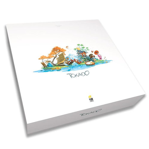 Tokaido - 5th Anniversary Edition