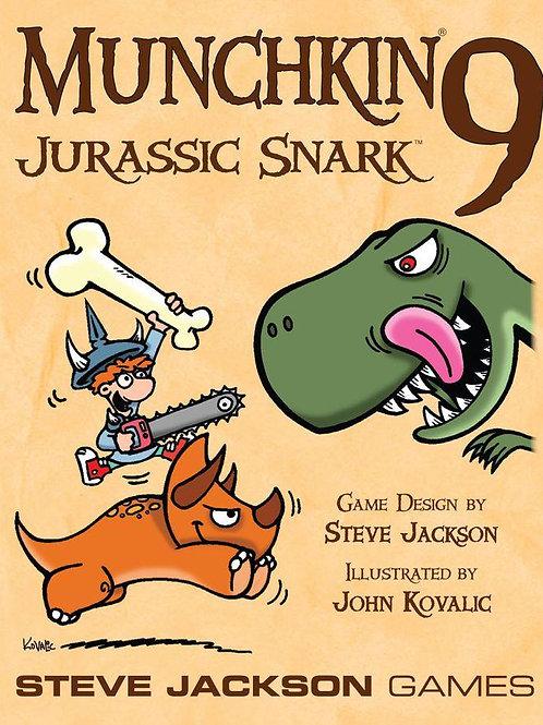Munchkin 9 - Jurassic Snark Expansion