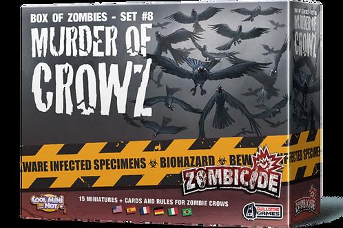 Zombicide set #8 - Murder of Crowz Expansion