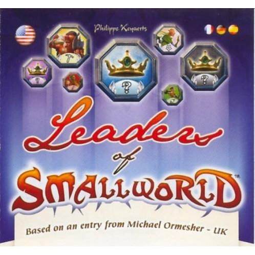 Small World - Leaders of Small World Expansion