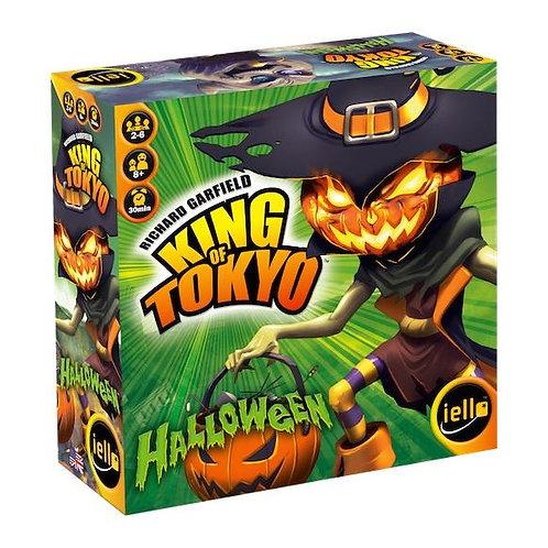 King of Tokyo - Halloween 2017 Expansion