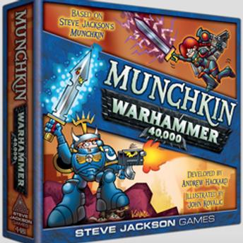 Munchkin - Warhammer 40,000