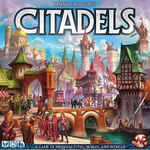 Citadels - 2016 Edition
