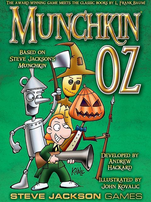 Munchkin Oz