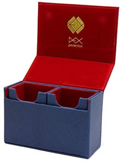 Dex The Dualist DeckBox - Blue