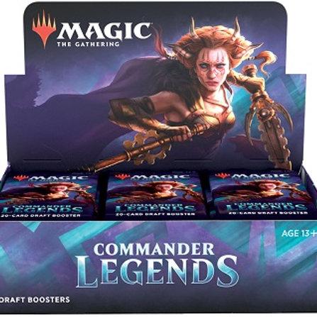 MTG Commander Legends Booster Box