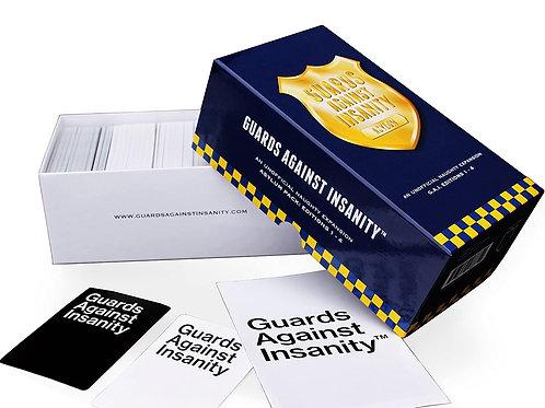 Guards Against Insanity - Asylum Pack
