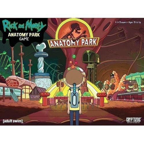 Rick and Morty - Anatomy Park