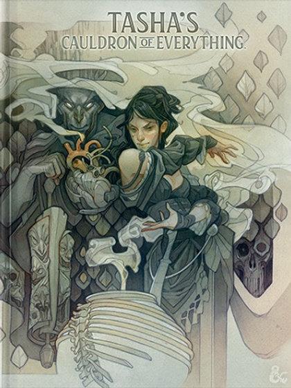 D&D Tasha's Cauldron of Everything Hobby Cover