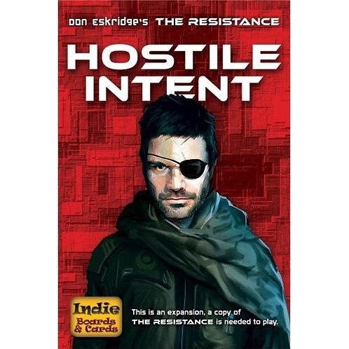 The Resistance -Hostile Intent Expansion