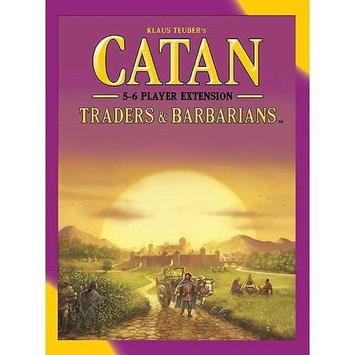 Catan: Traders & Barbarians 5-6 Player Expansion