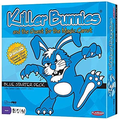 Killer Bunnies - Blue Starter Deck