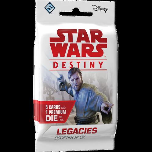 Star Wars Destiny - Legacies Booster Pack