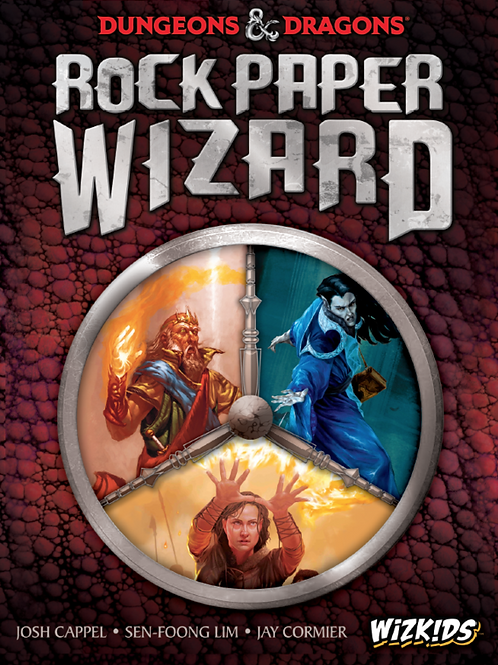 Dungeons & Dragons: Rock Paper Wizard