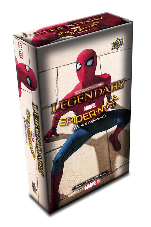 Legendary - Spider-Man Homecoming Expansion