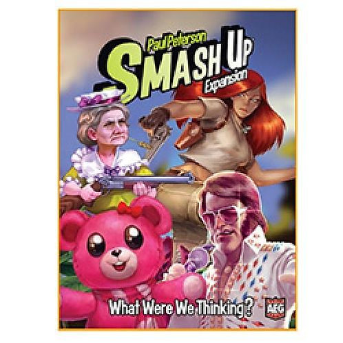 Smash Up! - What Were We Thinking? Expansion