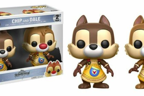 Funko POP! - Chip and Dale (2 Pack)