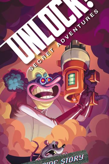 Unlock! Secret Adventures - A Noside Story