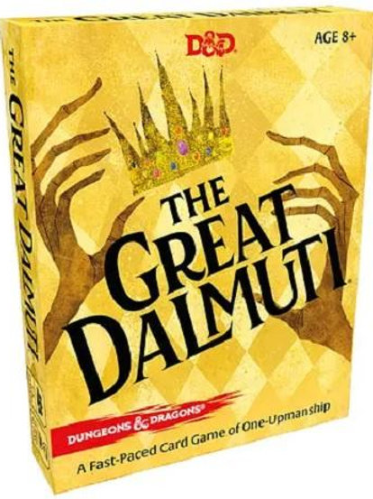 The Great Dalmuti: Dungeons &Dragons Edition