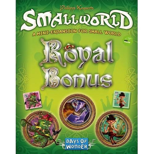 Small World - Royal Bonus Expansion