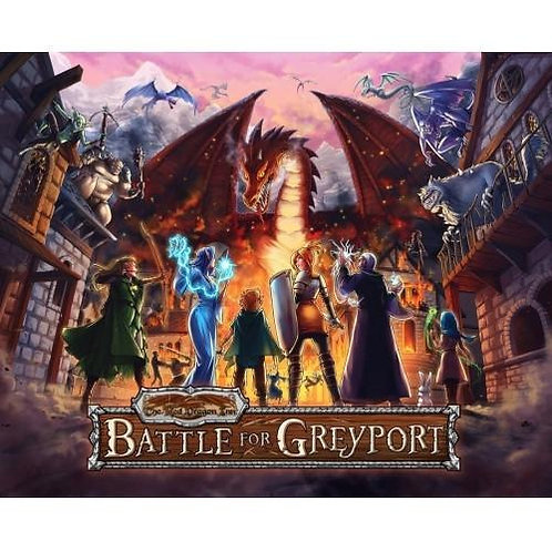 The Red Dragon Inn - Battle for Greyport