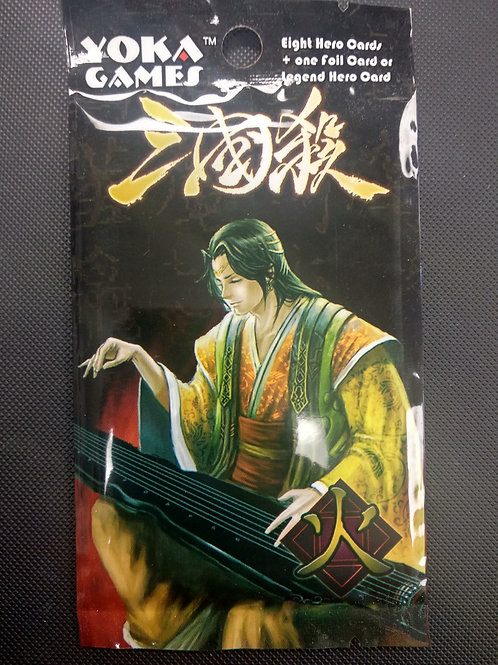 Legend of the Three Kingdoms - Dian Wei Expansion Pack