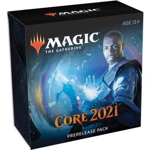MTG Core Set 2021 Pre-release Kit