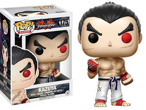 Funko POP! - Kazuya (175)