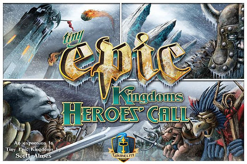 Tiny Epic Kingdoms - Heroes' Call