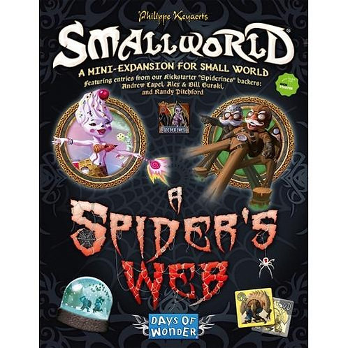 Small World - A Spider's Web Expansion