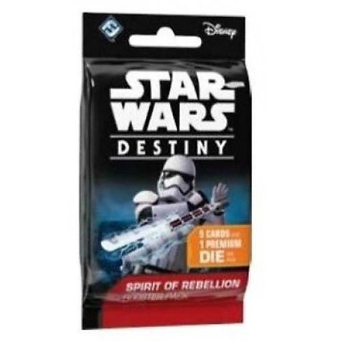Star Wars Destiny - Spirit of Rebellion Booster Pack