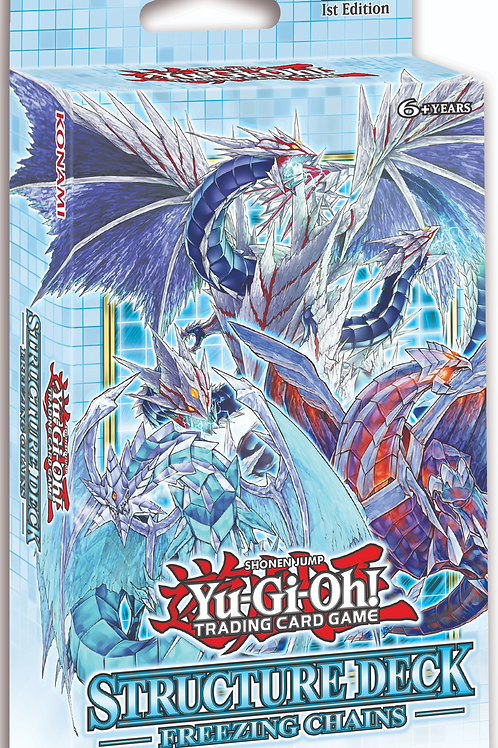 Yu-Gi-Oh! - Frozen Chains Structure Deck