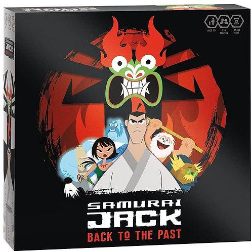 Samurai Jack - Back to the Past