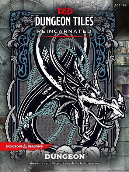 D&D Dungeon Tiles Reincarnated - Dungeon