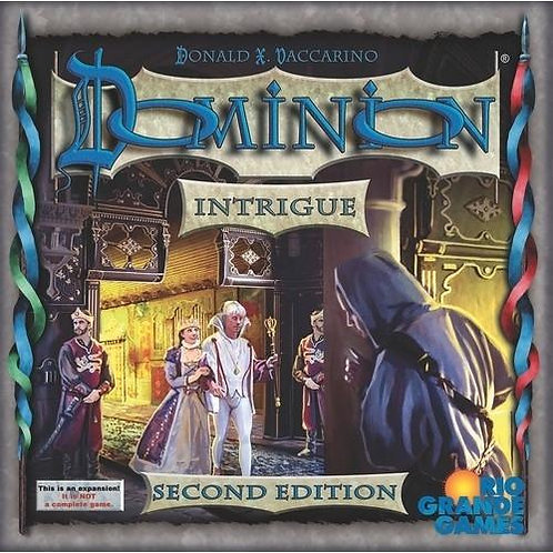 Dominion - Intrigue Expansion