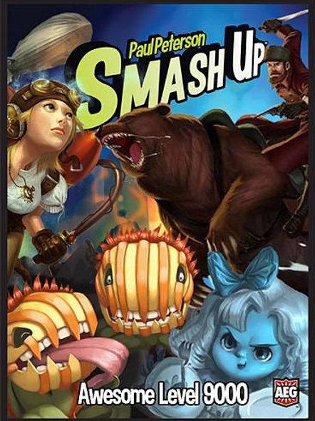 Smash Up! - Awesome Level 9000 Expansion