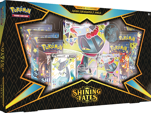Pokemon Shining Fates Premium Collection - Dragapult