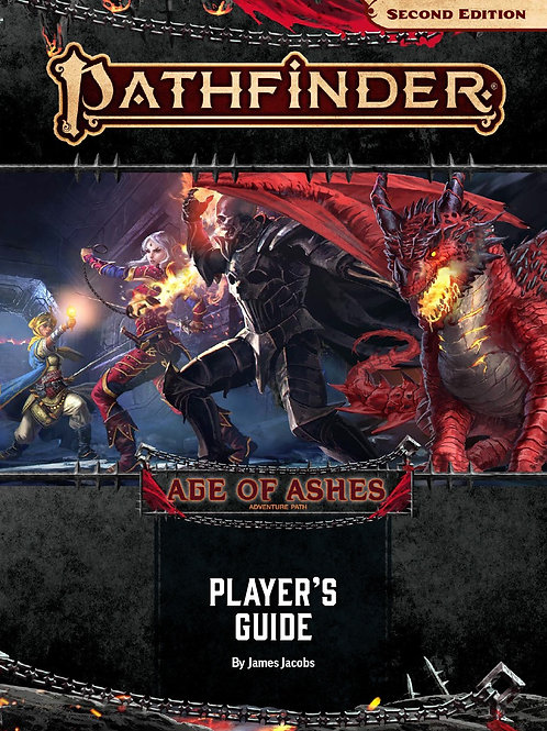 Pathfinder 2nd Edition Age of Ashes - Hellknight Hill