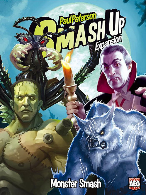 Smash Up! - Monster Smash Expansion