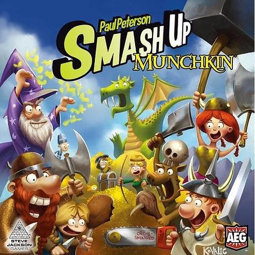 Smash Up! - Munchkins
