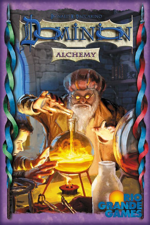 Dominion - Alchemy Expansion