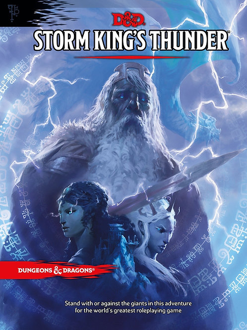 D&D Storm King's Thunder HC 5th Edition
