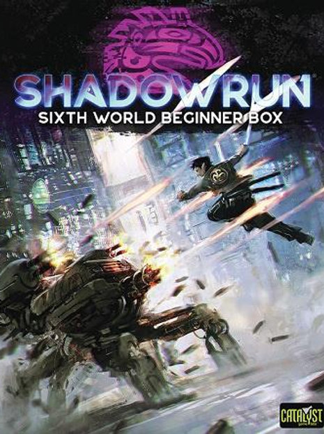 Shadowrun - Sixth World Beginner Box