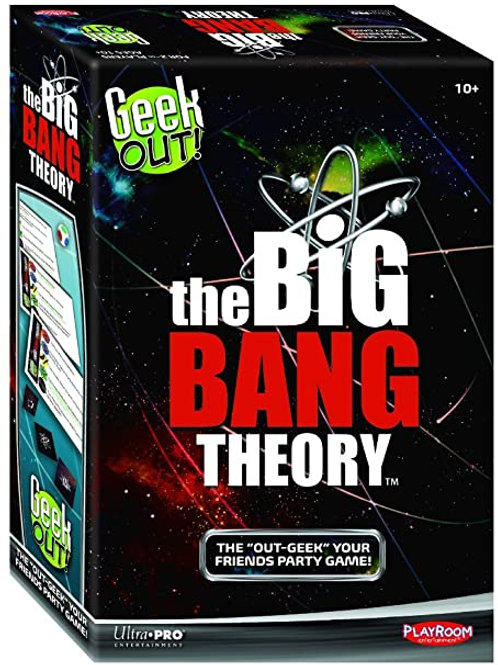Geek Out - The Bing Bang Theory Edition