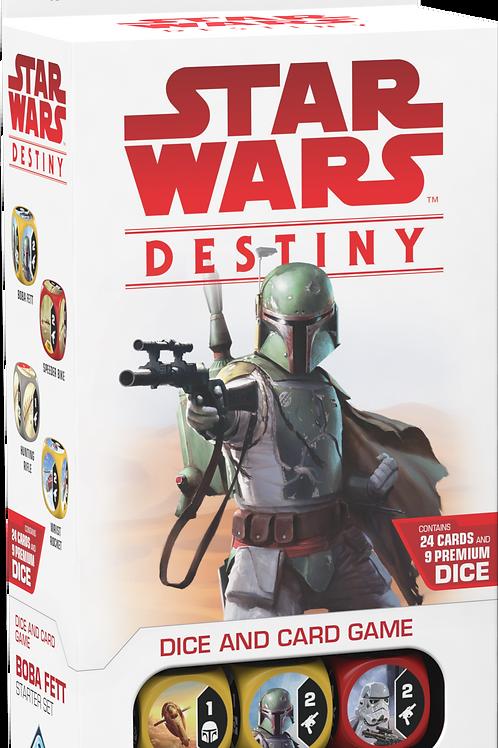 Star Wars Destiny - Boba Fett Starter Deck