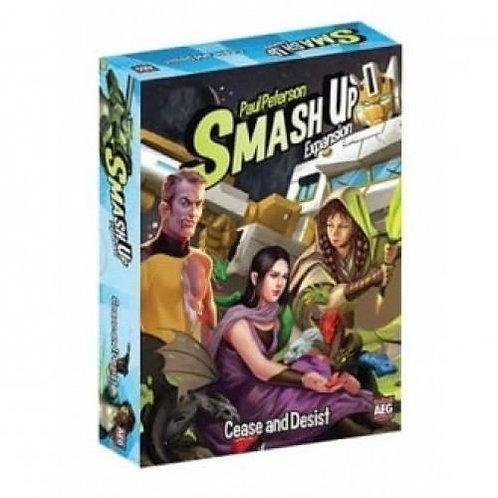 Smash Up! - Cease and Desist Expansion